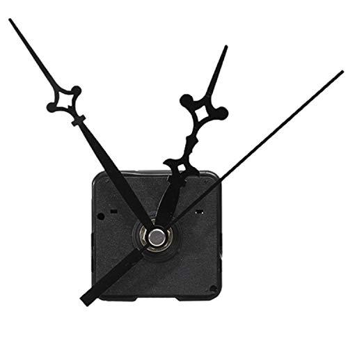 Ctzrzyt 1Pcs Replacement Wall Clock Repair Parts Pendulum Movement Mechanism Quartz Clock Motor with Hands & Fittings Kit
