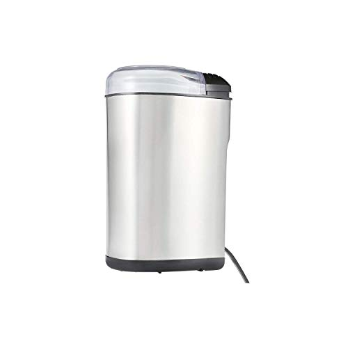 Coffee Grinder Electric - Simple Touch Small & Compact Blade Mill - Automatic Grinding Tool Machine...