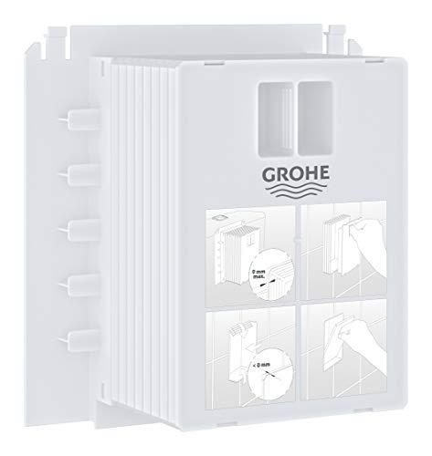 Grohe | WC- Revisionsschacht für kleine Abdeckplatten, benötigt für die Installation der S-Size Drückerplatten | 40911000