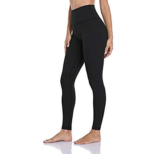 MASHAN Leggings Push Up Mujer Mallas Pantalones Deportivos Alta Cintura Elásticos Yoga Fitness Secado Rápido Estampado de Leopardo/Camuflaje/Pantalones de Color Sólido Pantalones de Yoga