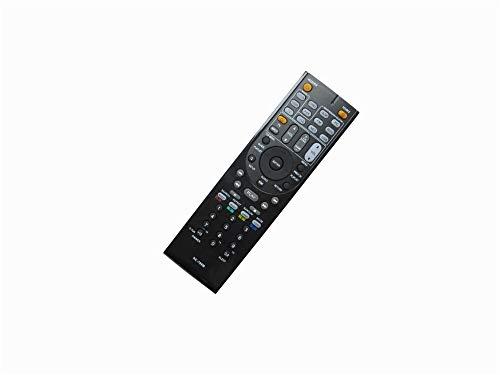 Calvas Allgemeine Fernbedienung für Onkyo RC-571M RC-577S RC-606S RC-683M TX-SR702 RC-768M RC-801M TX-SR702E A/V AV Receiver