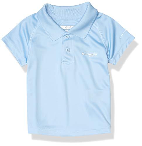 Columbia Terminal Tackle Poloshirt, Kinder und Babys, Terminal Tackle Polo Shirt, Segel, Large