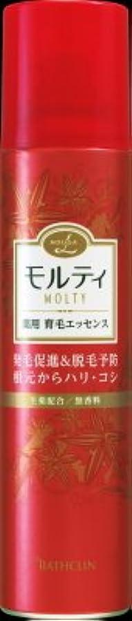 バスクリン モウガ L モルティ薬用育毛エッセンス 130g 医薬部外品 MOUGA MOLTY×24点セット (4548514515413)