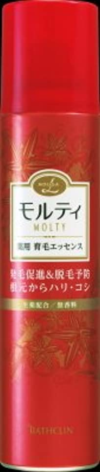 微視的でも現金バスクリン モウガ L モルティ薬用育毛エッセンス 130g 医薬部外品 MOUGA MOLTY×24点セット (4548514515413)