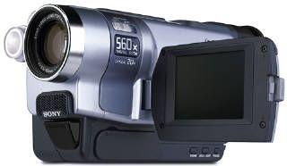 Sony DCR-TRV145 Silber-Grau Camcorder digital8 silbergrau