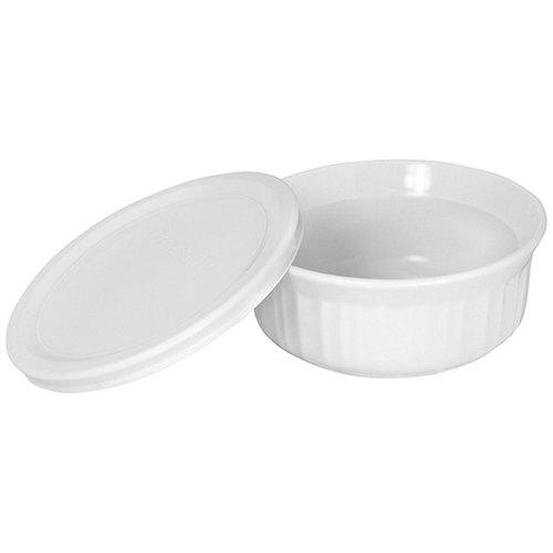 CorningWare French White 16-Ounce Round Dish