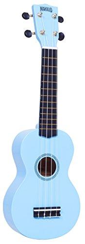 Mahalo MR1LBU - Ukelele Soprano, color Azul