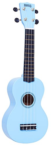 Mahalo MR1LBU - Ukulele soprano, blu chiaro