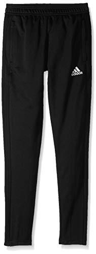 adidas Unisex-Child Condivo 18 Training Pants, Black/White, X-Large