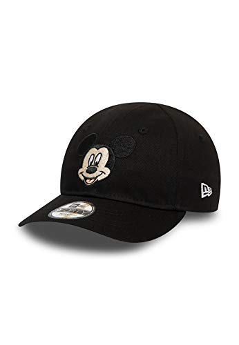 New Era Mickey Mouse Black Disney Kids Character 9Forty Strapback Cap Toddler Kleinkind