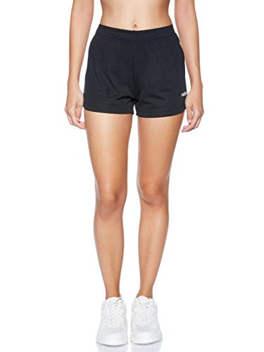 adidas Design 2 Move 3 Bandas Pantalón Corto, Mujer, Negro (Black), M