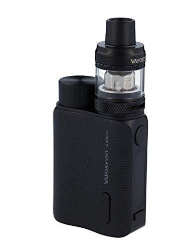 Vaporesso Swag 2 80W Starter Kit - Sans Nicotine (Noir)