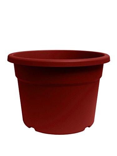 Poetic FLORIO Pot de fleurs Rouge 31 x 31 x 21 cm