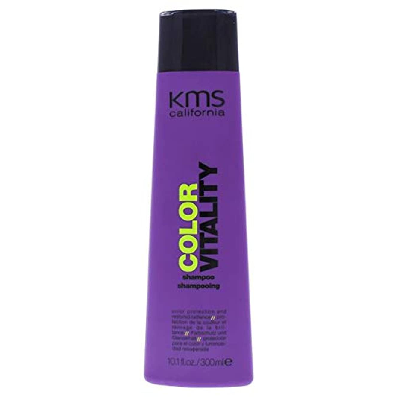 KMS CALIFORNIA by KMS California COLOR VITALITY SHAMPOO 10.1 OZ 100% Authentic