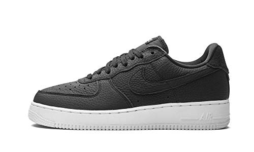 Nike Air Force 1 '07 Craft, Scarpe da Basket Uomo, Black/Black-White-vast Grey, 40.5 EU