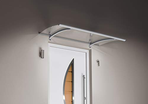 Gutta Pultvordach mit LED-Technik Edelstahl 7200233