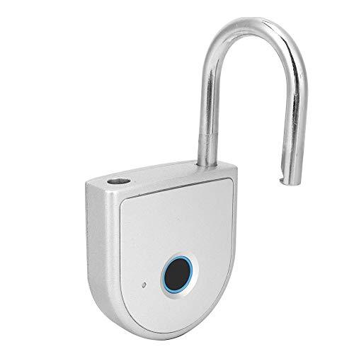 Save %9 Now! Simlug Fingerprint Lock, USB Interface Zinc Alloy Material Bluetooth Lock Offices for S...