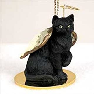 Christmas Ornament: Black Cat