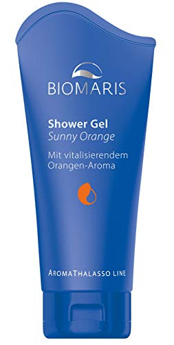 BIOMARIS shower gel sunny orange 200 ml Gel