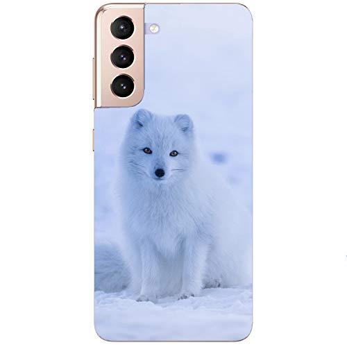 Funda blanda para teléfono móvil, diseño de zorro, lobo, cachorro, para Samsung Apple, Huawei Honor Nokia One Plus, Oppo ZTE Xiaomi Google, tamaño: Samsung S7 Edge