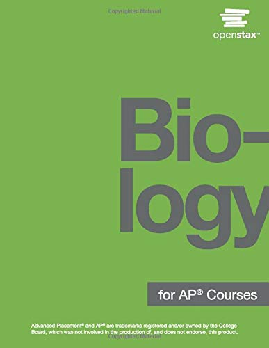 Biology for AP® Courses by OpenStax (hardcover version, full color)