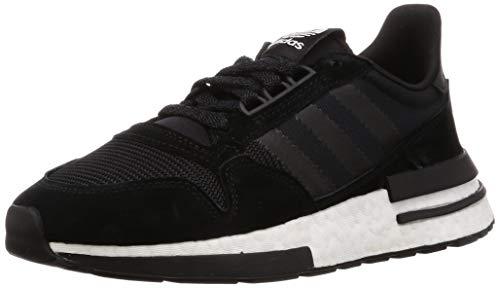 Adidas ORIGINALS ZX 500 RM, core Black-Footwear White-core Black, 5