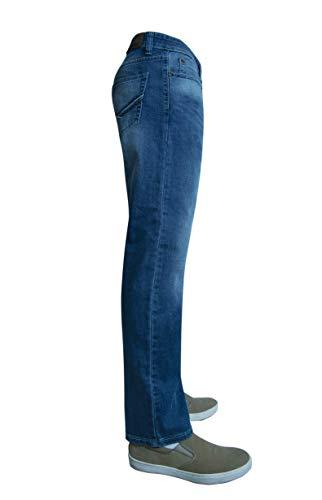 Flypaper Mens Straight Leg Regular FIT Fashion Jeans