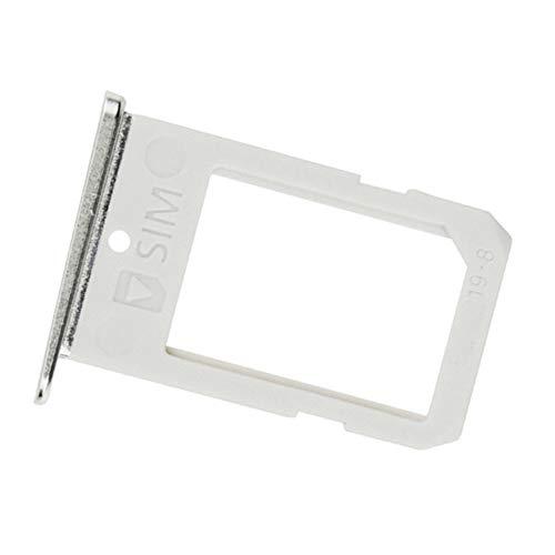 Samsung Galaxy S6 Edge (SM-G925F) Original Ersatz Simkartenhalter, Weiss