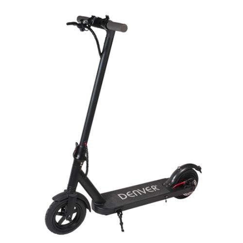 Denver Sco-85350 Elektro-Scooter, Unisex, Erwachsene, Unisex, Schwarz , 350W
