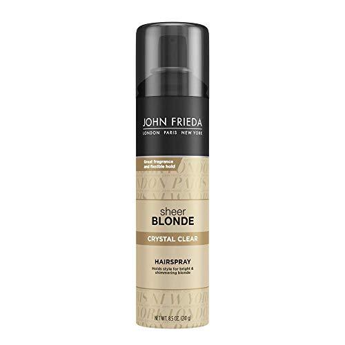 Sheer Blonde Fixador Crystal Clear, 241 gr, John Frieda