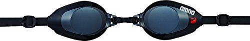 arena(アリーナ) 水泳 ゴーグル グラス プレミアムアンチフォグ クッションタイプ フリーサイズ AGL-540PA スモーク(SMK) くもり止め