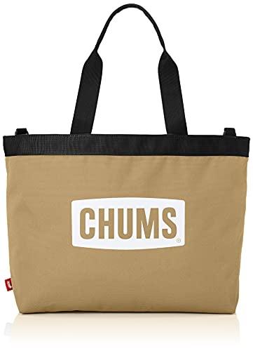 [チャムス] トートバッグ Recycle CHUMS Logo Tote Bag Sand