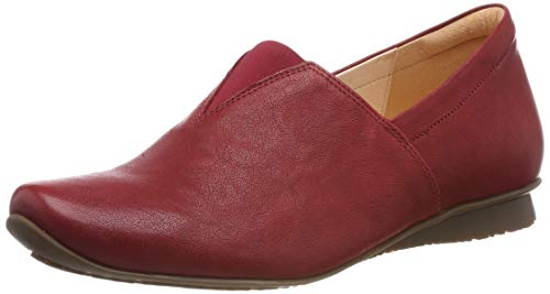 Think! Damen Chilli_484110 Espadrilles, Rot (Cherry 73), 38 EU