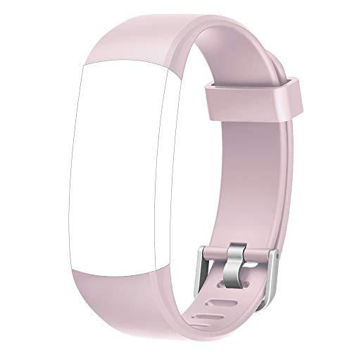 YAMAY Ersatz Armband für das SW336 Fitness Tracker (Rosa)