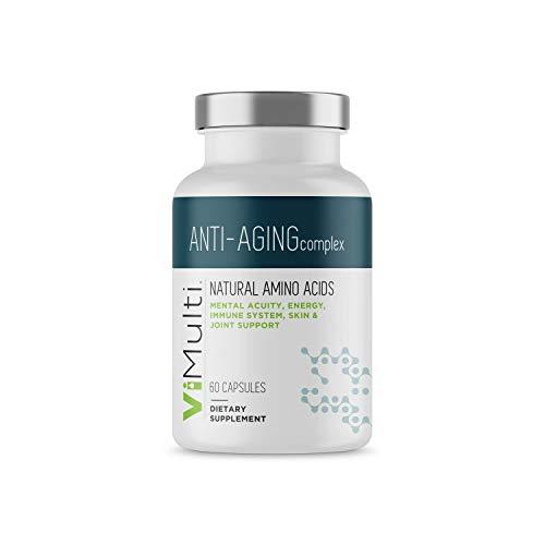 ViMulti Anti-Aging Natural Amino Acid Supplement for Longevity
