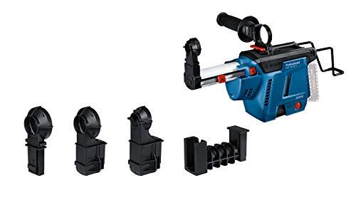 Bosch Professional 18V System Akku Staubabsaugung GDE 18V-26 D (kompatibel mit Bosch Professional Bohrhämmern wie GBH 2-26/28 (F/L) und GBH 18V-26 D)