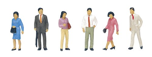 Kato 6-505 Ho Office Workers [Toy] (japan import)