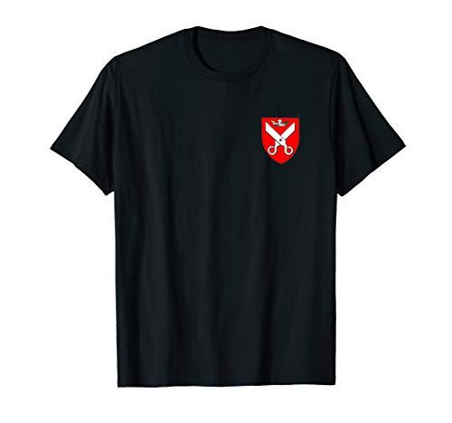Schneider | Zunftwappen Auf Der Brust | T-Shirt