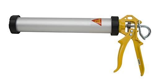 Pistola MK 5C Evo, pistola manual para bolsillos y cartuchos de masilla.