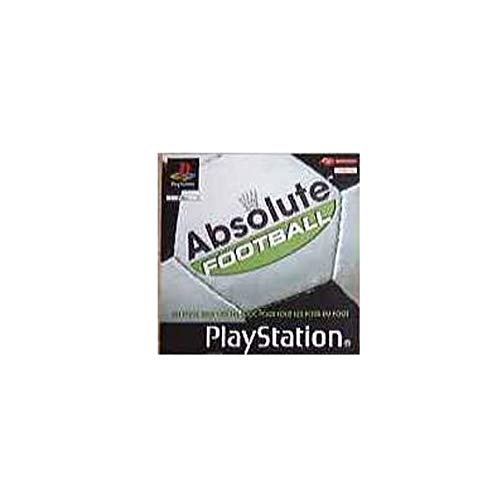 Third Party - Absolute Football Occasion [ PS1 ] - 5028587082047
