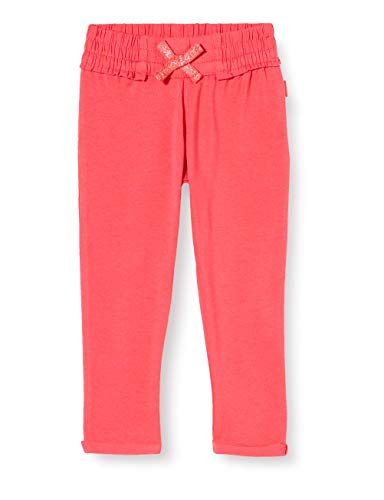 Noppies Baby-Mädchen G Regular fit Pants Country Club Hose, Rot (Rouge Red P160), (Herstellergröße: 80)