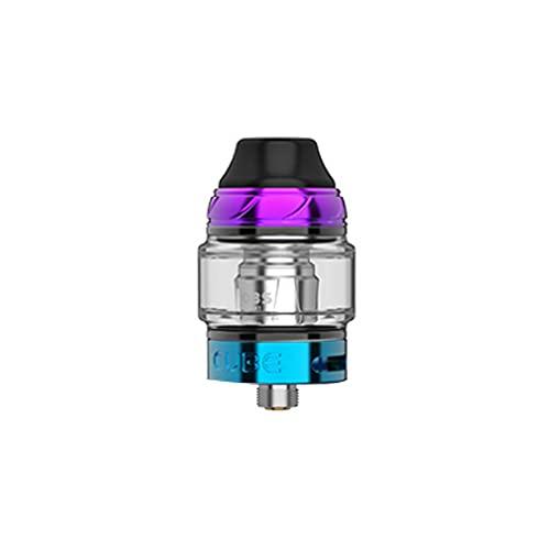 OBS Cube Tank, Atomizzatore Elettronico Sigaretta 4ml-No Nicotina e Tabacco (Arcobaleno)
