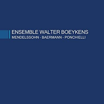 Mendelssohn – Baermann – Ponchielli