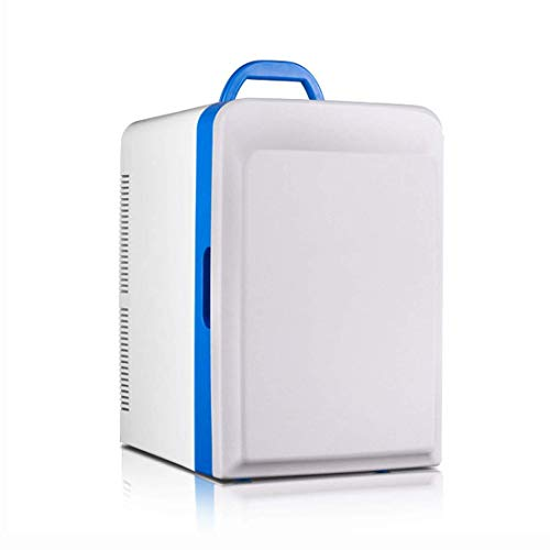 Mini Refrigerador Para Automóvil De 20 L, Compacto Portátil, Alimentación De Entrada Dual De 12 V ~ 220 V, Función De Frío Y Calor, Adecuado Para Dormitorio, Cocina, Oficina, Dormitorio, Viajes, Camp