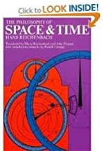 The Philosophy of Space and Time Publisher: Dover Publications
