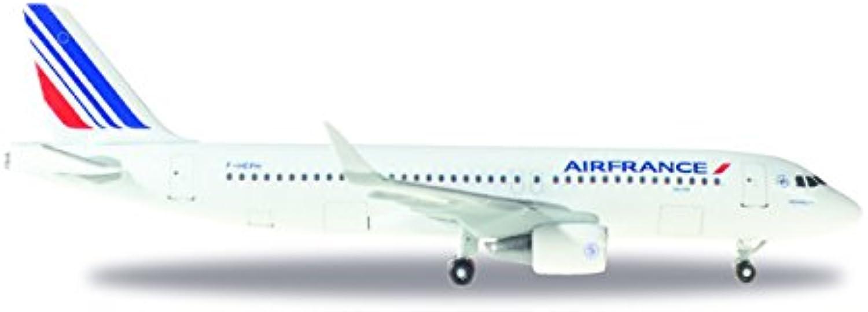 Herpa 530606 Air France Airbus A320-F-HEPH, Flugzeug B075SF9R83 Großer Verkauf  | Glücklicher Startpunkt