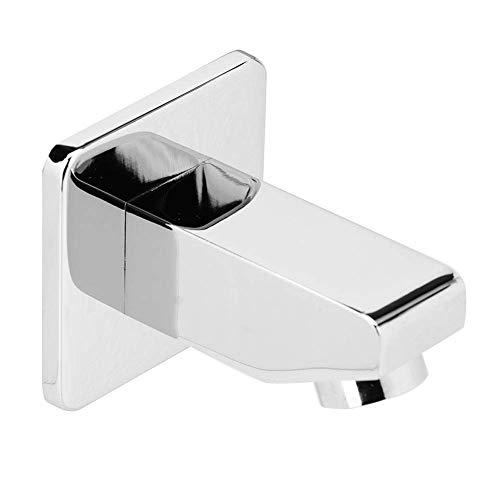 Fdit Grifo de Ducha de Cobre de Rosca G1/2in Instalación Oculta Grifo de Ducha Suministros de baño