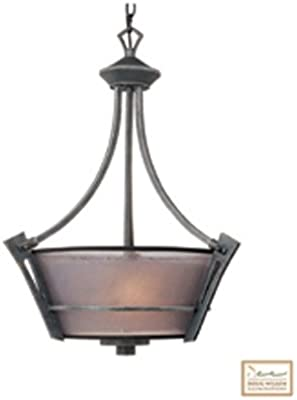 Amazon.com: Linterna marroquí lámpara de araña de hierro ...