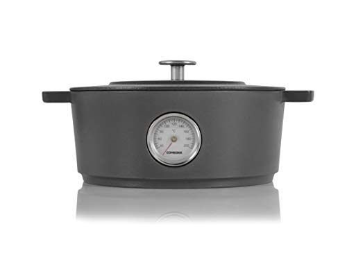 Dutch Oven Thermometer 28CM Concrete