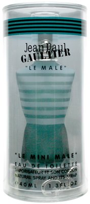 Jean Paul Gaultier Le Male Eau de Toilette, verstuiver/spray, 40 ml